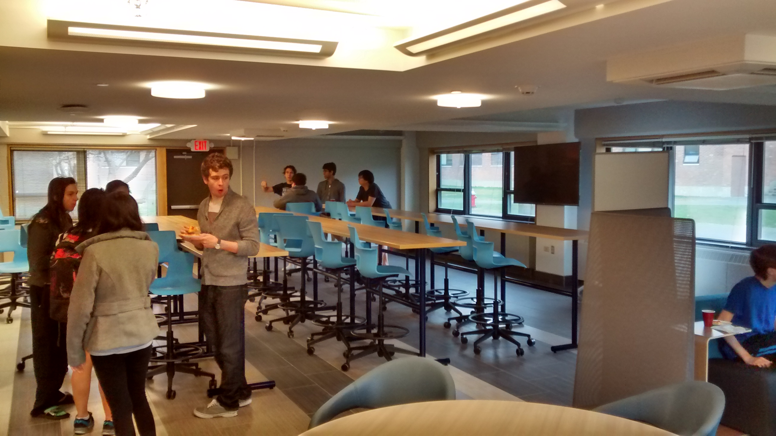 Opening of the Bray Classroom: April 2017
